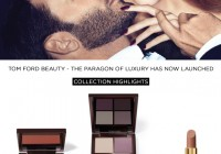 TOM FORD BEAUTY LAUNCH AT HARVEY NICHOLS 2011 - EMAIL