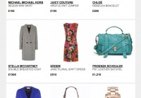 HARVEY NICHOLS NEW IN EMAIL 2011